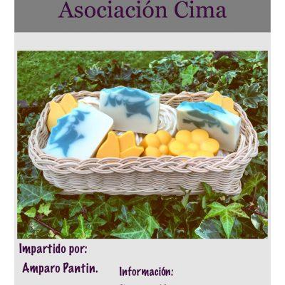 Nuevo curso de jabones en la Asociación Cima de Arriondas!!!