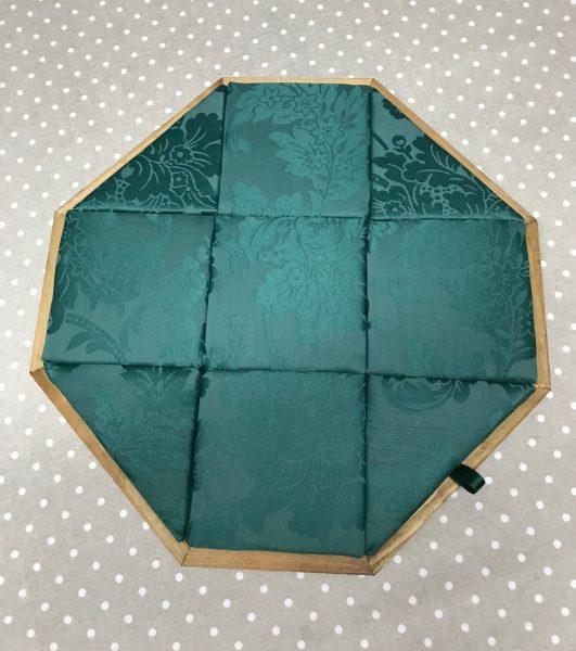 Mundillo puzzle octogonal